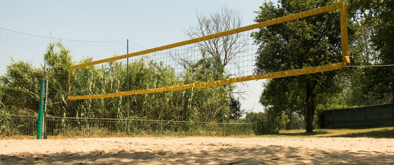 Il nostro campo da beach volley