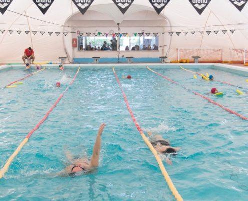 Nuoto con istruttore f i n c o n i piscina roma - Piscina eur roma ...