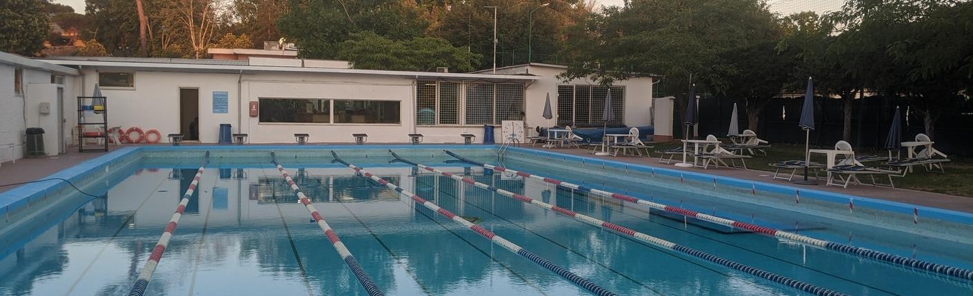 Estate 2020 a Roma in piscina